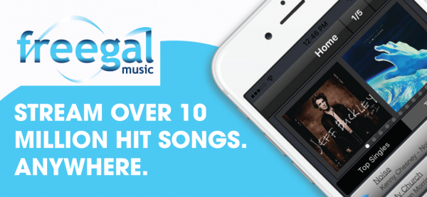 Freegal music, stream over 10 million hit songs. Anywhere.
