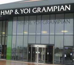 HMP and YOI Grampian Exterior
