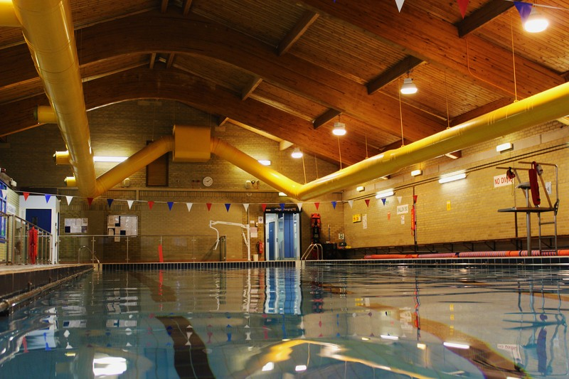Huntly Swimming pool