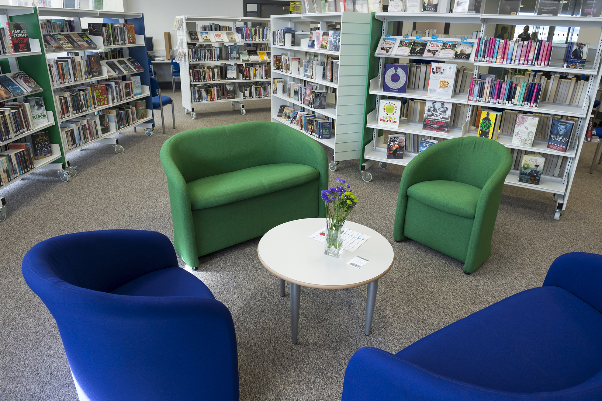 Mearns Community Campus interior