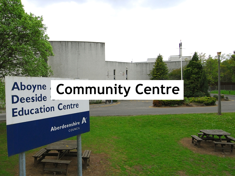 Aboyne - Deeside Community Centre