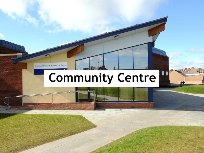Peterhead Leisure and Community Centre