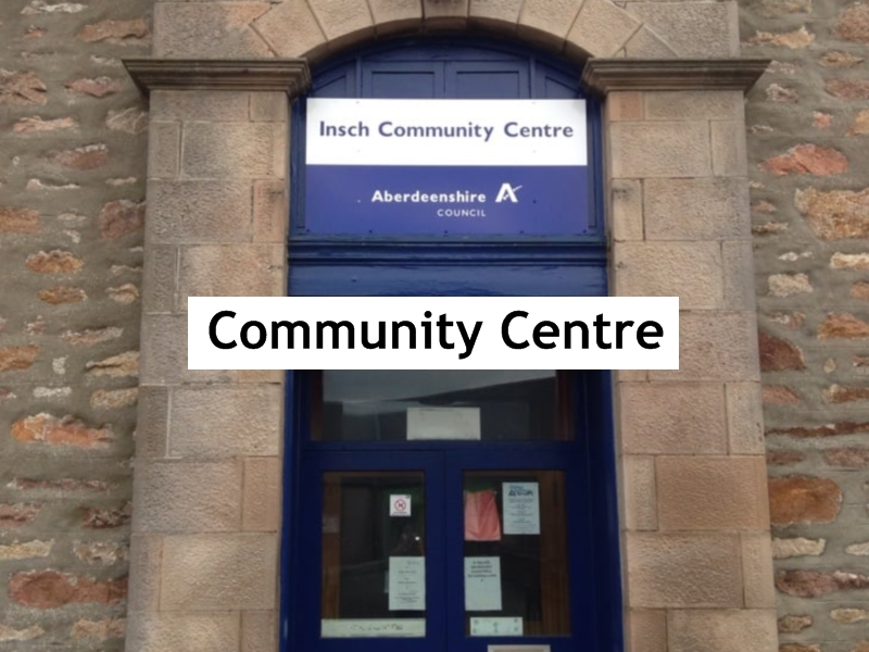 Insch Community Centre