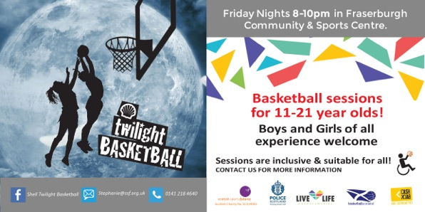 Twighlight Basketball