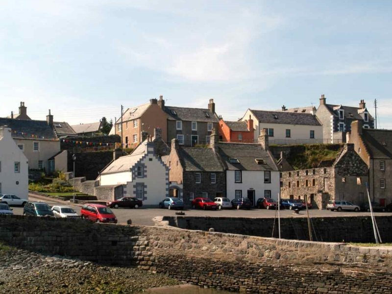 town of Portsoy